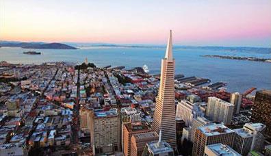 »San Francisco - günstige Rundreise Westküste USA«