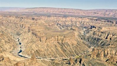 »Namibia hautnah Aktivreise: Fish River Canyon«