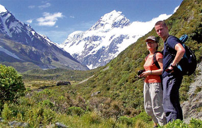 »Neuseeland Trekking- und Naturrundreise«