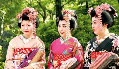 »Makaken, Geishas und Fuji-san: Trekking und Kulturrundreise«