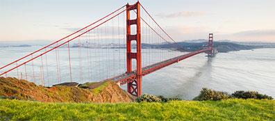 »Einmal um die Welt: Reise nach San Francisco«