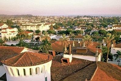 »Santa Barbara - USA Reise Mietwagen Westküste«
