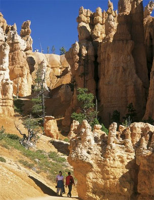 »Bryce Canyon Nationalpark - Westen USA Reise«