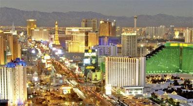 »Reise nach Las Vegas - Höhepunkte des Westens«