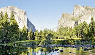»Reise zum Yosemite Nationalpark - Im Aufregenden Westen«