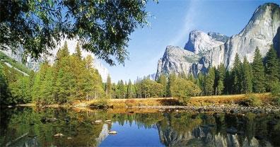 »Besuch des Yosemite Nationalpark - Reise Westküste USA«