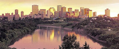 » Great Parks of the West: Reise nach Edmonton «
