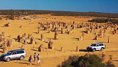 »Pinnacles - Rundreise Westküste auf eigene Faust«