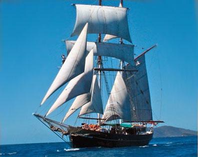 »Tall Ship Segeltörn Solway Lass - Whitsunday Segelkreuzfahrt«
