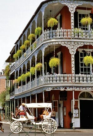 » USA Südstaaten: French Quarter, New Orleans «