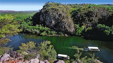 »Reise Katherine Gorge - Rundreise Australien kompakt«