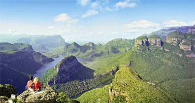 » A World in One Country: Blyde River Canyon «