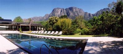 »Studienreise Südafrika: Vineyard Hotel & Spa, Kapstadt«