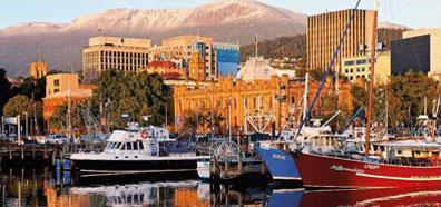 »Reise nach Hobart - Naturparadies Tasmanien«