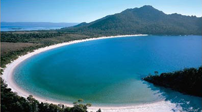 » Traumhafte Wineglass Bay - Naturparadies Tasmanien «