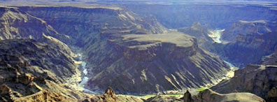 » Fish River Canyon - Zuhause in Namibia Rundreise «