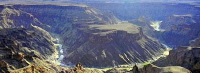 »Namibia Entdeckungstour: Fish River Canyon«