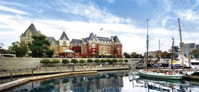 »Erlebnis Westkanada: Reise nach Victoria«