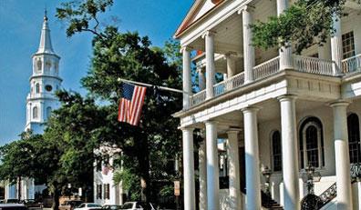 »Reise nach Charleston - USA Busrundreise Atlantic Dream«