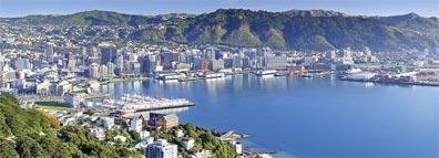 »Klassische Neuseeland-Rundreise: Wellington«