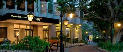 »Verlängerung in Südafrika: Townhouse Hotel, Kapstadt«