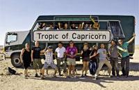 »Southern Africa Camp Safari - Camping Safaris im Safari Truc«