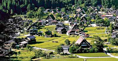 » Shirakawa-go - Faszination Japan Busrundreise «