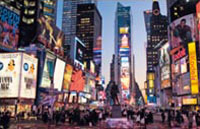 » Silvester in New York - St�dtereise New York «