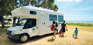 »Preisvergleich günstiger Wohnmobile und Camper in Australien«