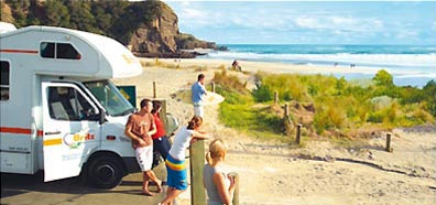»Rundreise Australien Flug und Camper günstig mieten«