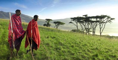 »Ngorongoro - erlebnisreiche Campingsafari Tansania«