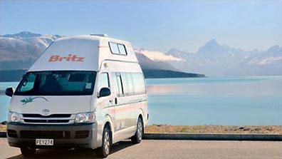 »Wohnmobile, Motorhomes & Campervans in Neuseeland«