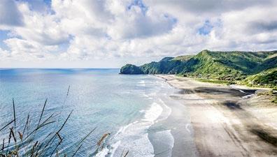 »Grand Kiwi Busreise: Wüstküste der Nordinsel«