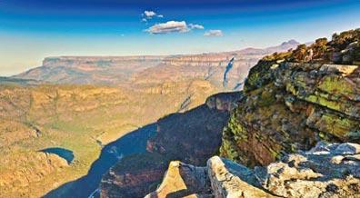 »Blyde River Canyon - Studienreise Höhepunkte Südafrikas«