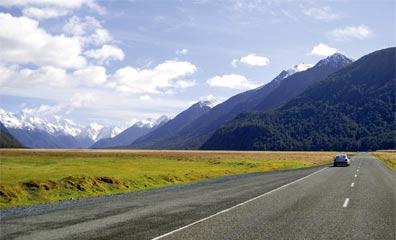 »Rundreise Neuseeland Highlights: Mount Cook Region«