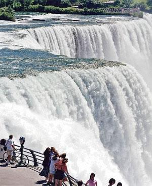 »Niagarafälle - Sehenswürdigkeiten des Ostens«