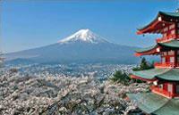 »Mt. Fuji, Kyoto und Nara Tour durch Japan«