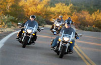 »Motorradreise USA - Western Adventure Motorradurlaub«