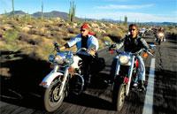 »Wild West Feeling - Motorradtour durch den Westen der USA«