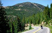 »Motorradreise USA - American Rockies für Biker«