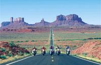»Reise Motorrad USA: Klassischer Westen«