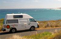 »Mighty Camper Australien - Wohnmobil Australien«