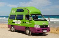 »JUCY Wohnmobil Neuseeland - billige Camper mieten«