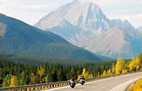 » Motorradreise Canadian Rocky Mountains «