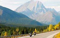 »Motorradreise Canadian Rocky Mountains«