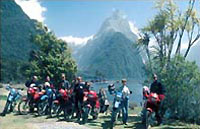 »Neuseeland Motorradtour Nordinsel und Südinsel«