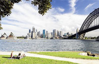 »Höhepunkte Australiens - Sydney, Rock & Reef«