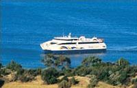 »Fährverbindungen in Australien - preiswert auf die Inseln«