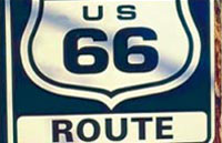 »USA Historic Route 66 - Motorradtour USA Chicago Los Angel«
