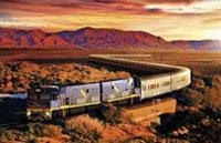 »Indian Pacific - Mit der Bahn durch Australien«